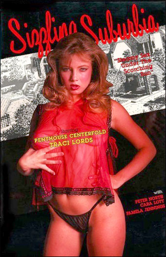 Traci Lords - Sizzling Suburbia